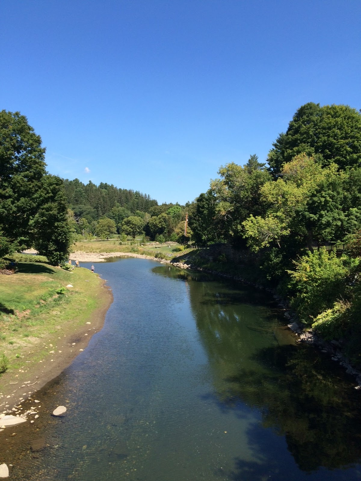 A View from the Covered Bridge: Final Weeks